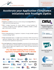 TAS Application Compliance ZipKit Brochure