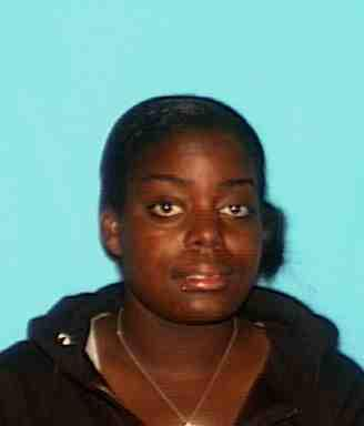 Janicee Monte Hairston wanted for Grand Theft