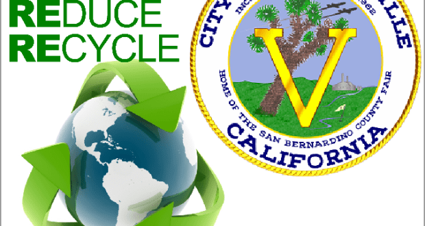 CITY OF VICTORVILLE RECYCLE