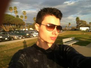 Elliot Rodger from his Facebook Album titled Winter / Spring 2014.