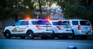 Victorville Police Department : VVNG.com File Photo (Photo by Hugo C. Valdez, Victor Valley News)