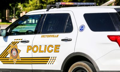 Victorville Police File Photo (photo by Hugo C. Valdez, Victor Valley News)