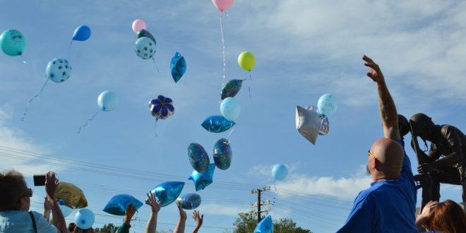 balloon release for sofia adams murder