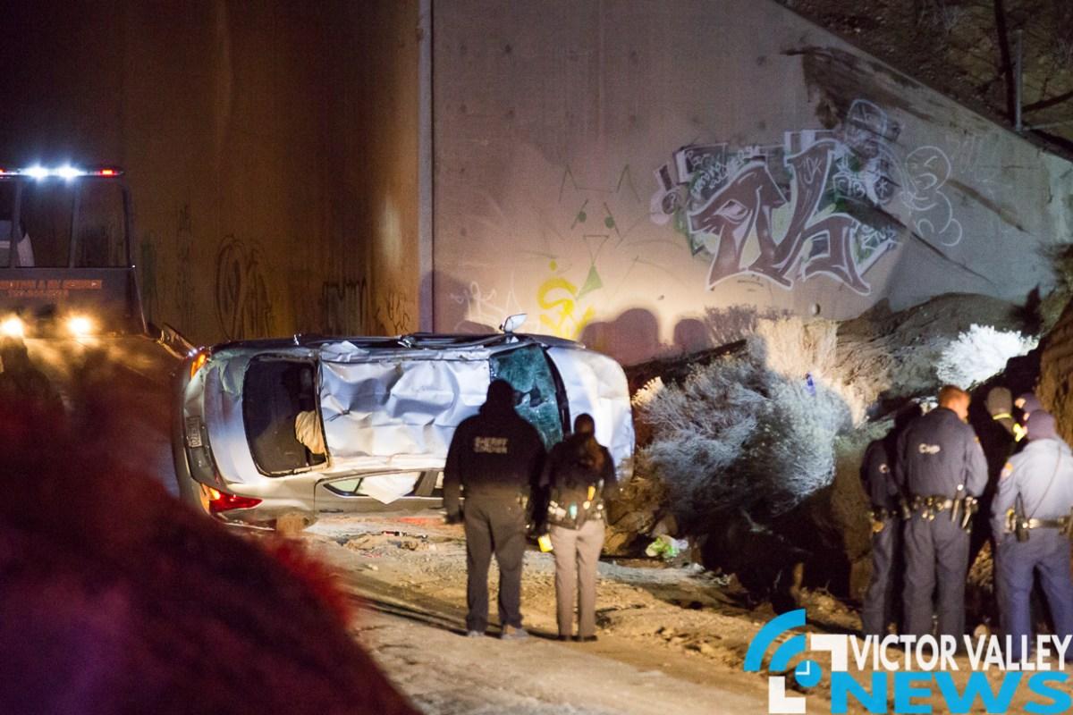 Victorville Man Killed In Friday Morning Crash – VVNG.com