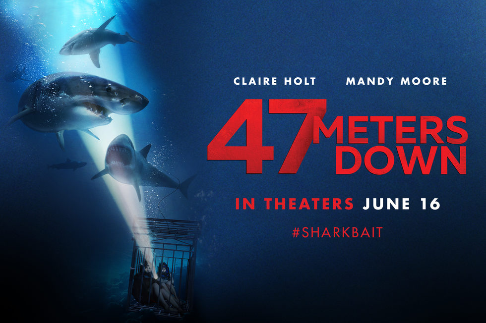 Image result for 47 meters down movie