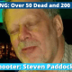 Steve Paddock is responsible for causing the deadliest shooting by a single perso in U.S. History.