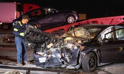 Mariposa Road crash Hesperia