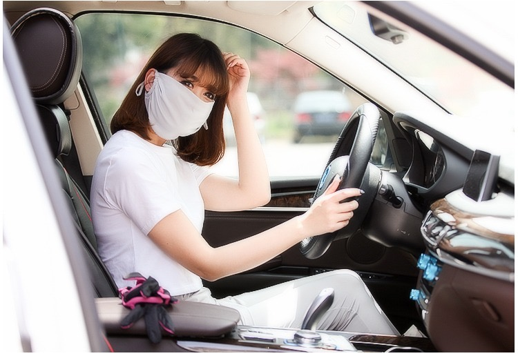 Coronavirus: Yes, face coverings must be worn while driving