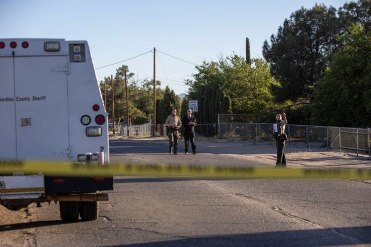 hesperia homicide murder investigation