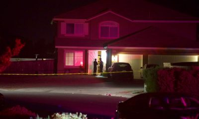 Hesperia house party shooting