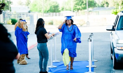 Taylion's High Desert's High School Graduation