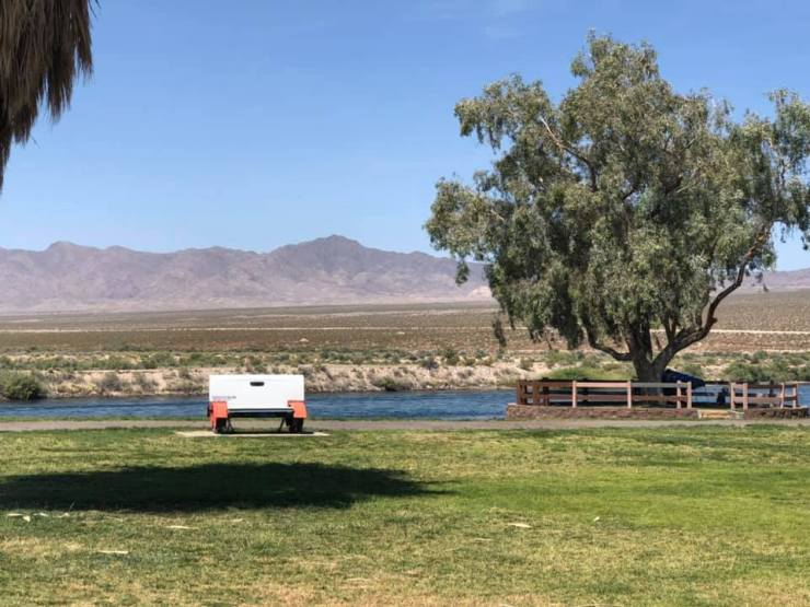 (A photo of Rotary Park shared by Bullhead City Parks and Recreation June 20, 2020.)
