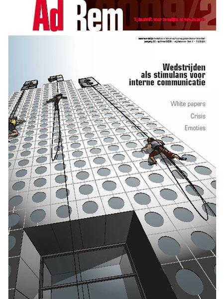 2009/2 – Wedstrijden als stimulans voor interne communicatie