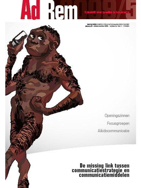 2009/5 – De missing link tussen communicatiestrategie en communicatiemiddelen