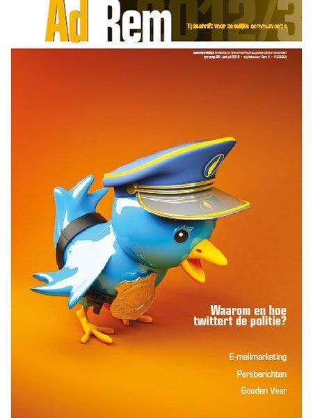 2012/3 – Waarom en hoe twittert de politie?