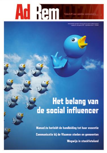 2017/4 – Het belang van de social influencer