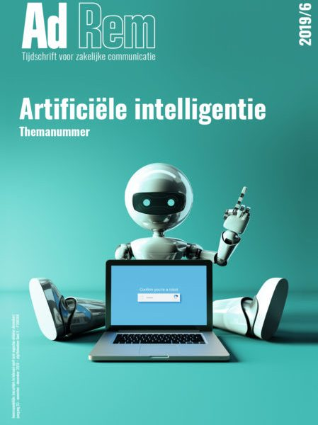 2019/6 – Themanummer Artificiële intelligentie
