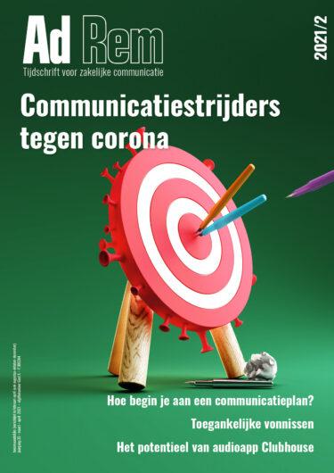 Ad Rem 2021/2 – Communicatiestrijders tegen corona