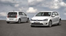 e-golf vw up!