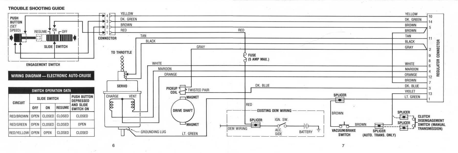 Zig Unit Wiring Diagram - Schematic Diagrams