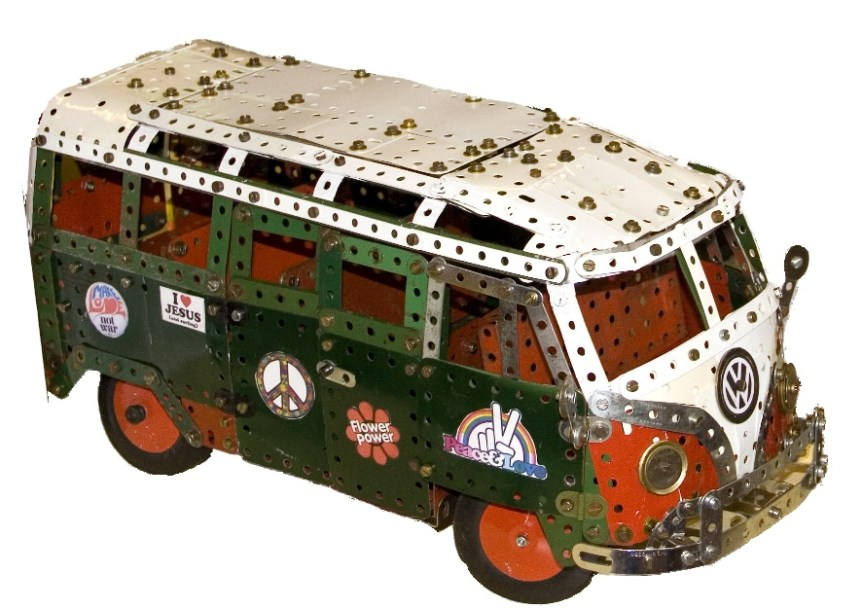 Meccano VW Bus