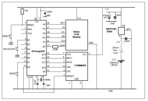 Arduino 24 GHz Spectrum Analyser