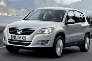 2010 Volkswagen Tiguan Review