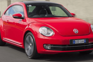 2013 Volkswagen Beetle Review