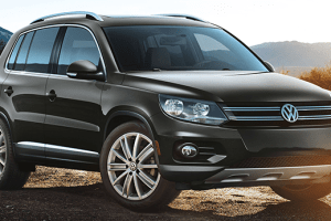 2015 Volkswagen Tiguan Review