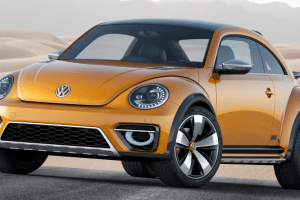 2017 Volkswagen Beetle Review
