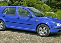 1999 Volkswagen Golf Owners Manual and Concept