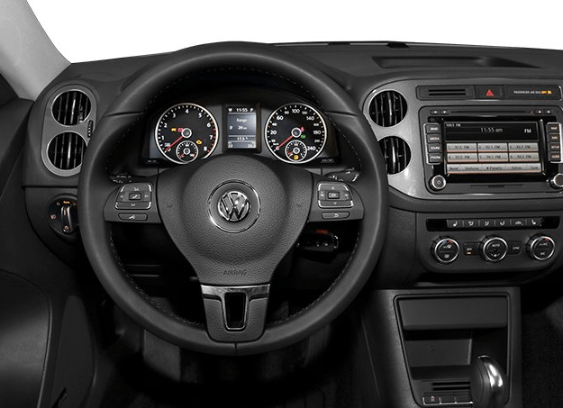 2014 Volkswagen Tiguan Interior and Redesign