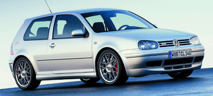 2001 Volkswagen Golf,GTI Owners Manual and Concept