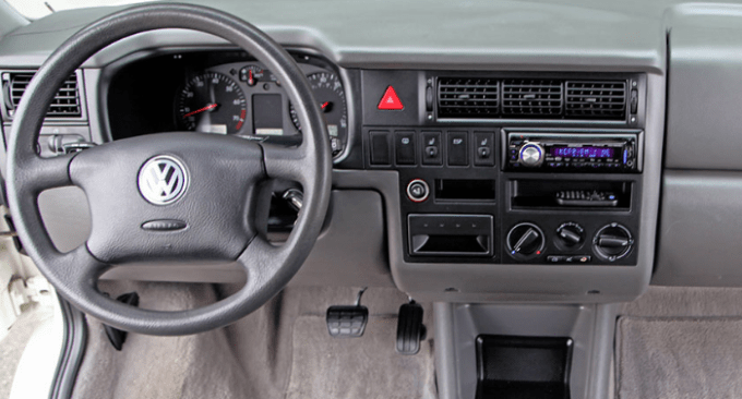 2002 Volkswagen EuroVan Interior and Redesign