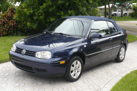 2002 Volkswagen Cabrio Owners Manual and Concept