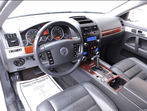 2007 Volkswagen Touareg Interior and Redesign