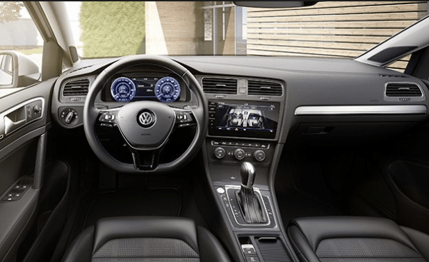 2017 Volkswagen e-Golf Interior and Redesign