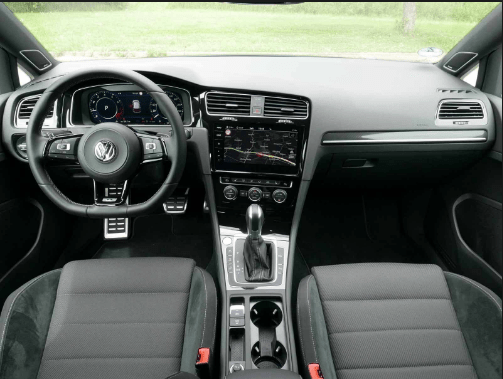 2018 Volkswagen Golf R Interior and Redesign