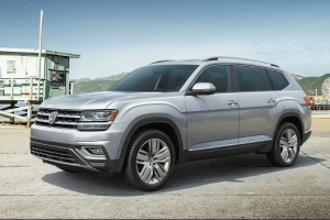 2019 Volkswagen Atlas Owners Manual