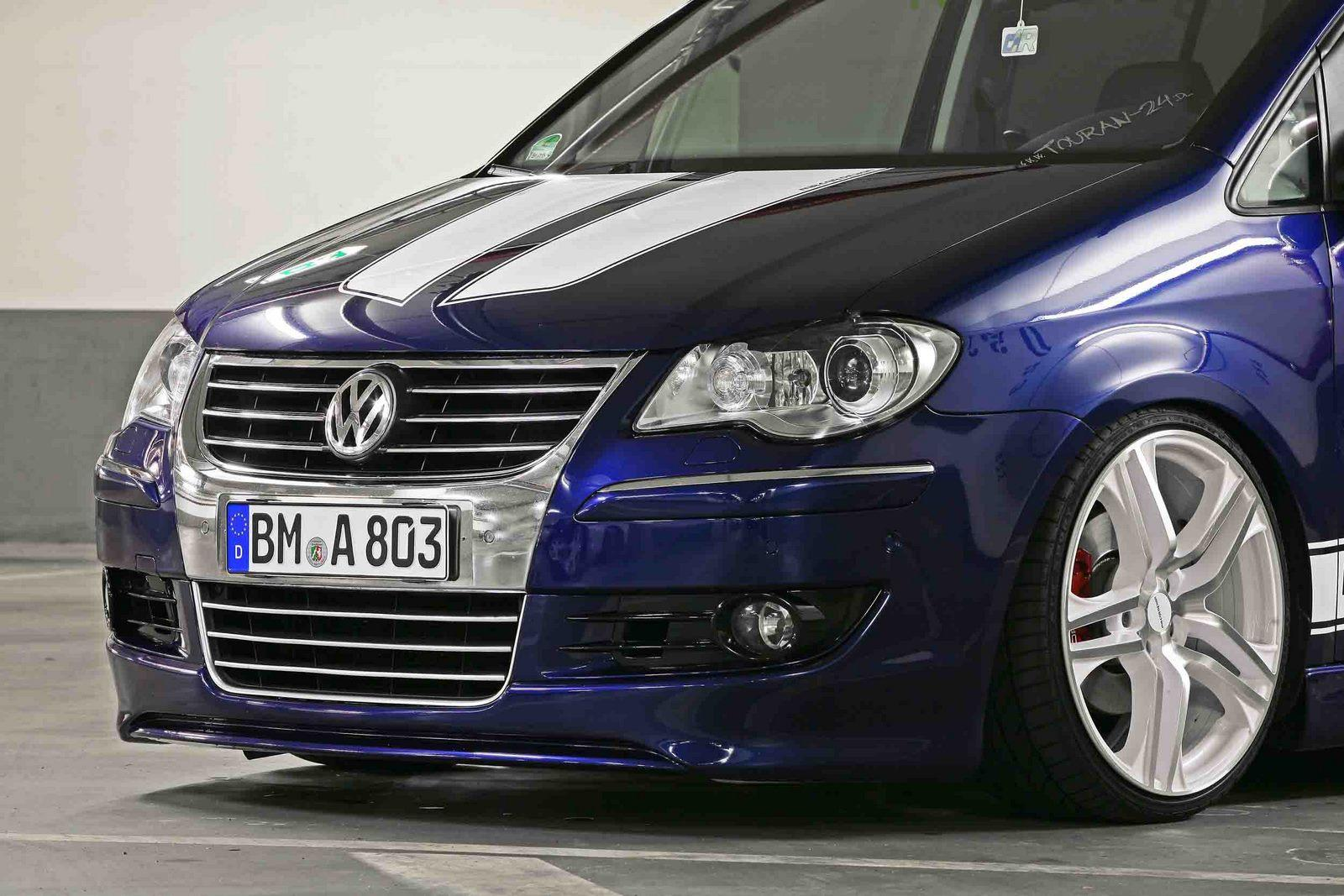 Touran Tuning 11 VW Tuning Mag