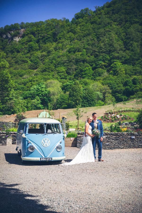 Wedding Car Hire Cumbria