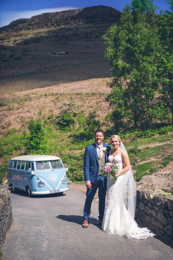 Campervan Wedding Hire