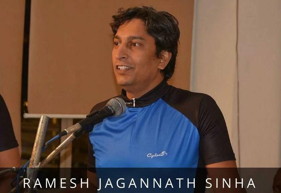 Ramesh Sinha's SharkID