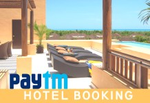 paytm launched Hotel Booking