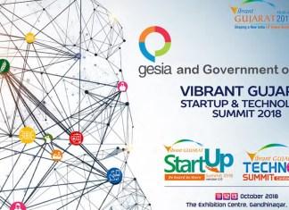 Vibrant Gujarat Start-Up and Technology Summit 2018