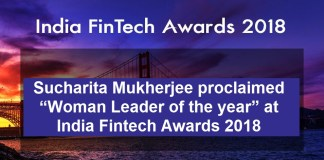 Sucharita Mukherjee india fintech award