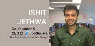 Job Square- Ishit Jethwa