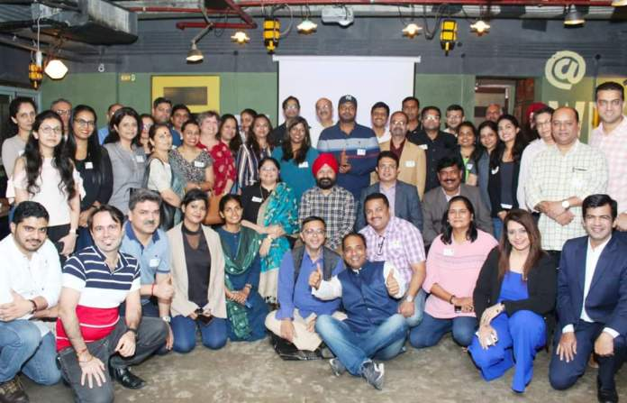 Mumbai LinkedIn Local Meet Sep 2019