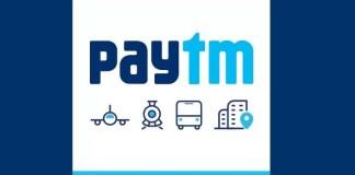 paytm funding for travel