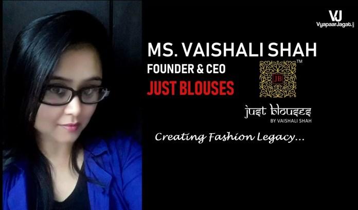 Vaishali Shah - Just Blouses